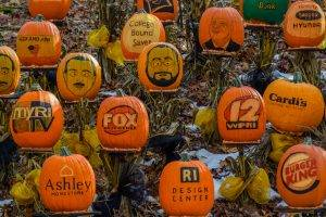 Milking the Brand.- Leftover Corporate Pumpkins