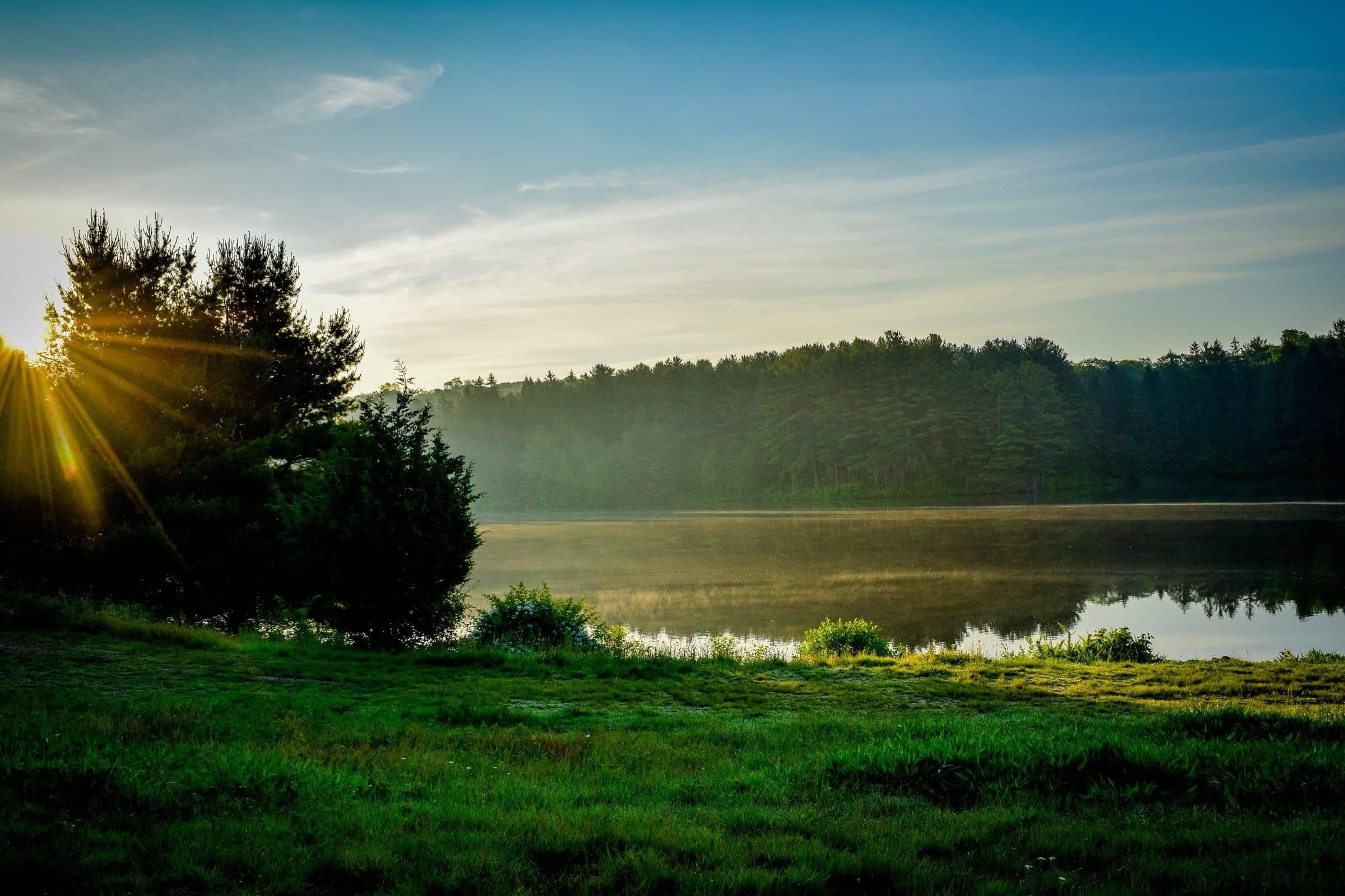 Buckingham Reservoir